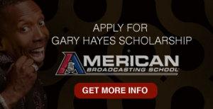 American Broadcasting School, Gary with Da Tea, Gary Hayes