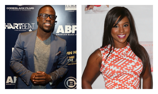 Torrei Hart Says She & Ex-Hubby Kevin Hart Have A Good Relationship