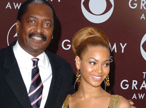 Beyonce's daddy, Matthew Knowles, marries Gena Charmaine Avery