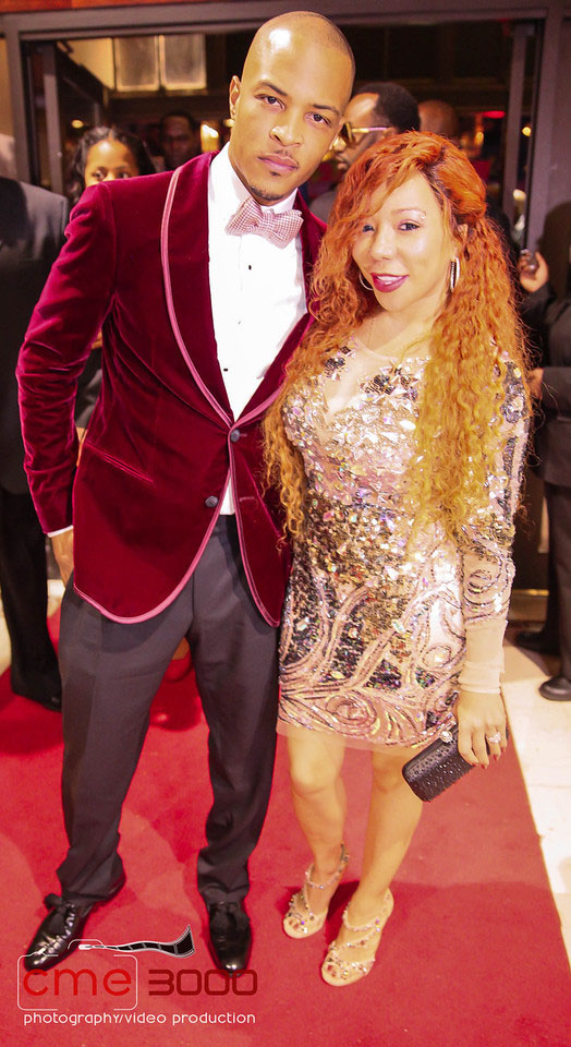 T.I. Harris' 33rd Birthday Bash and Hip Hop Awards After Party
