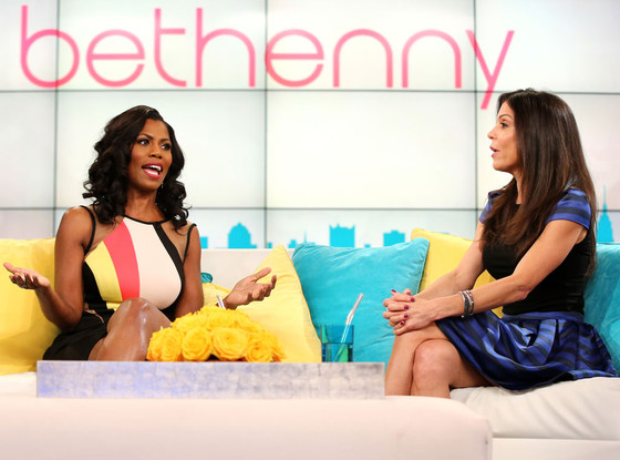 Bethenny Frankel Owes Omarosa $10,000: Fine, I Did Slam You on The View