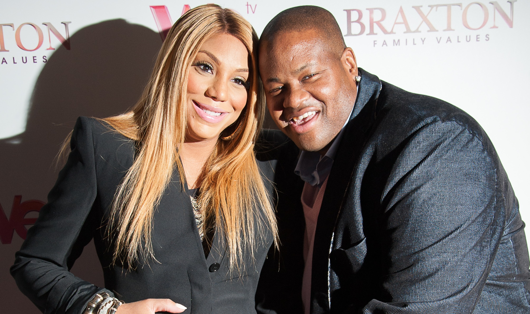 Tamar Braxton's Hubby Vincent Herbert owes over 3 Million in Taxes!