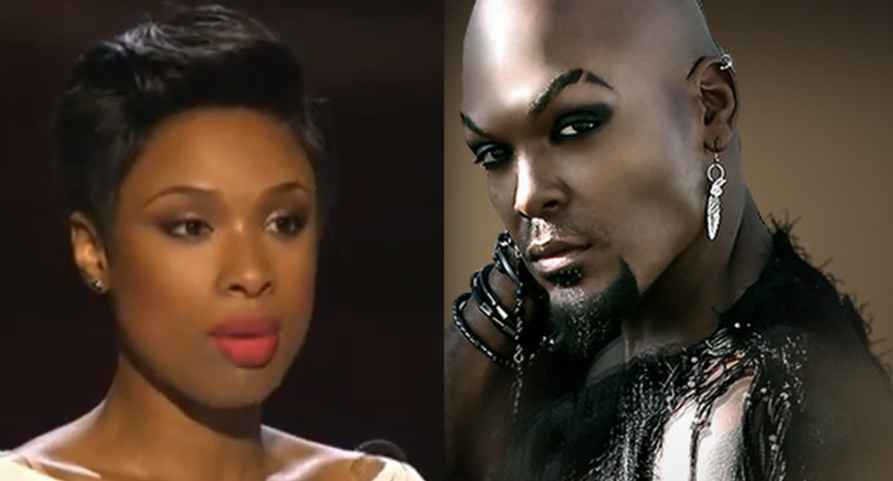 Jennifer Hudson Boots Lord KraVen From Awards Show