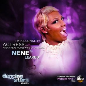 NeNe Bans Housewives from DWTS