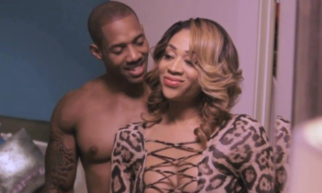 """[VIDEO] """"Love & Hip Hop: Atlanta"""" star Mimi Faust and her man Nikko Smith get VIVID with Sex Tape"""