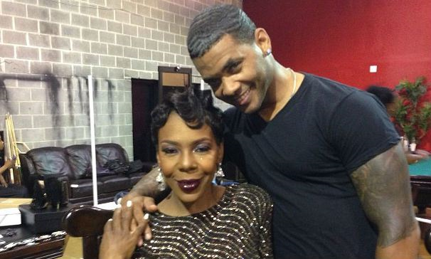 Andrea Kelly's New Husband Brian McKee Asking for Forgiveness