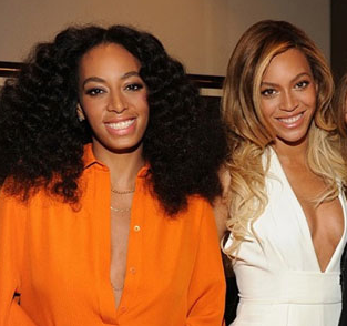 Solange Urging Beyonce to Dump Cheating Jay?