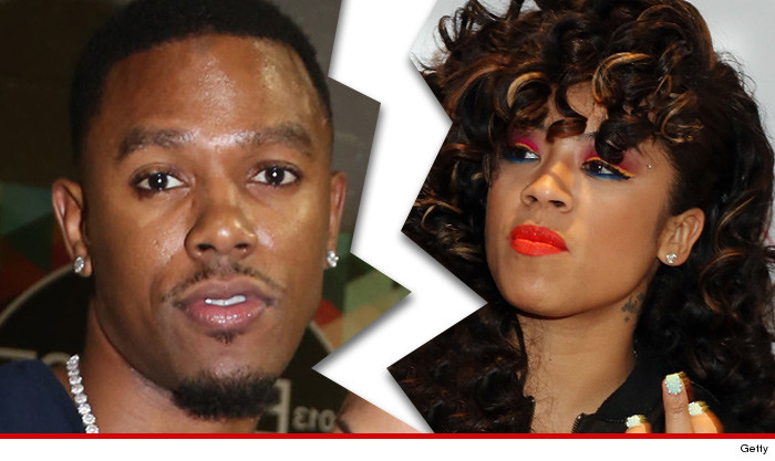 Daniel Gibson, I did not file for divorce