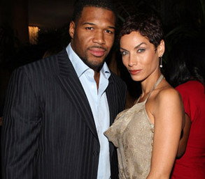 Nicole Murphy.. Confronts Michael Strahan and things got Ugly!!!