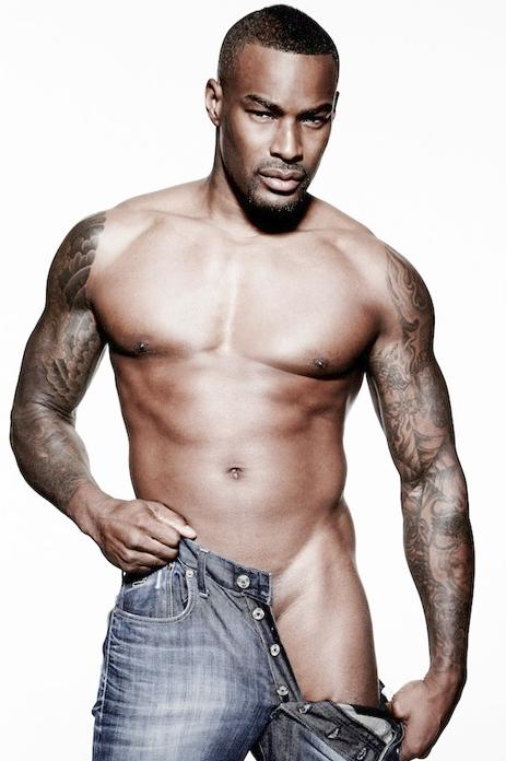 Tyson Beckford Wants to Get Booty Naked for 'Chocolate City' Film