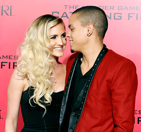 Evan Ross and Ashlee Simpson Are Now Married