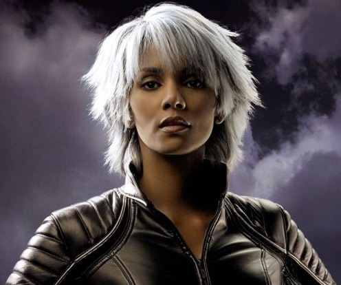 Halle Berry Out as Storm