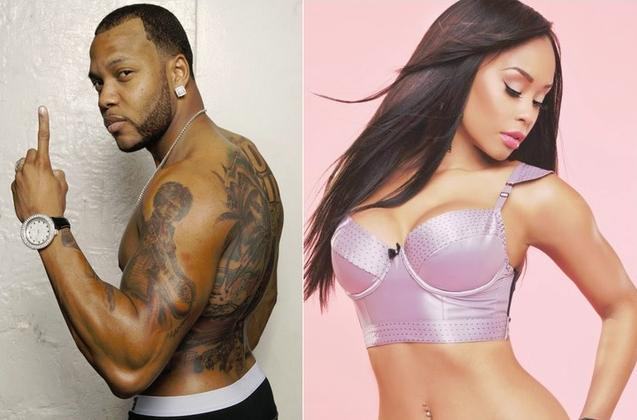 Sorry Flo Rida – DNA Test Prove You Da Daddy!