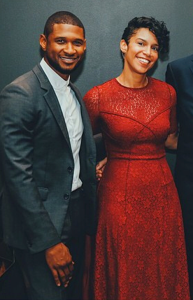 Usher Ready to Tie the Knot?