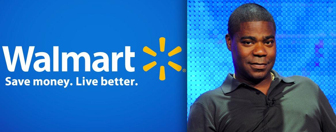 Walmart Blames Tracy Morgan for Horror Crash Injuries