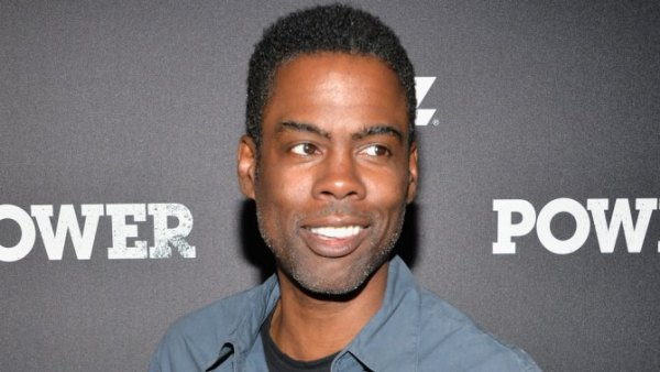 Why Chris Rock Is Angry [AUDIO]
