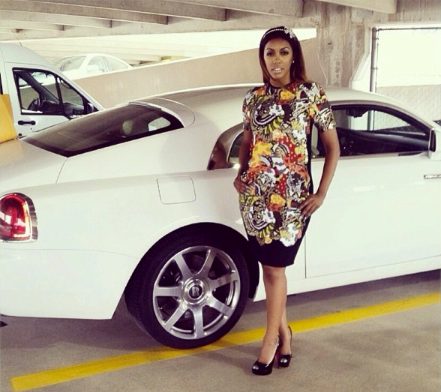 Porsha Forced to Sells Her Rolls Royce?