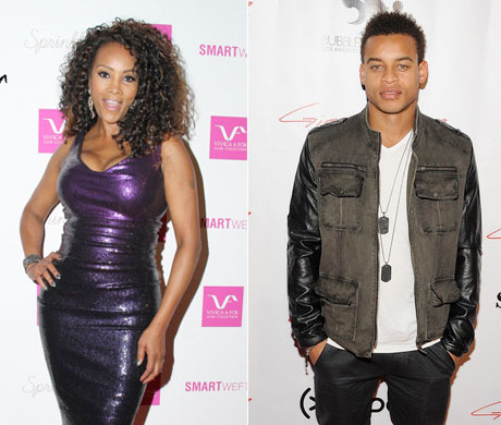 Vivica Fox Allegedly Dating A MUCH Younger Robert Ri'chard