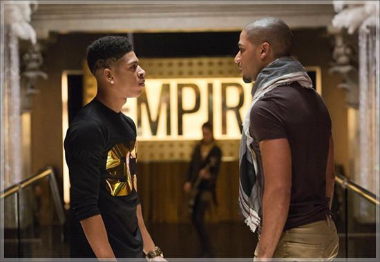 'Empire' Star Bryshere Gray Denies Rumor That He's Gay