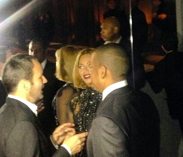 JAY-Z AND BEYONCE DISRESPECT TOM FORD