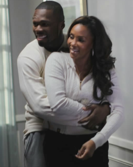 Vivica Fox Calls 50 Cent the Love of Her Life