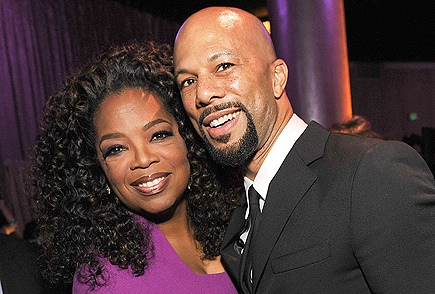 Common on Why He Didn't High Five Oprah on Way to Oscar Stage