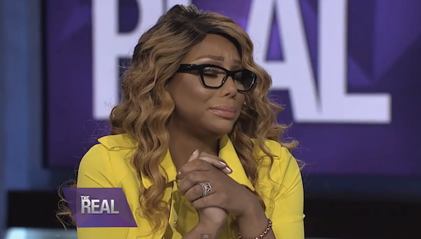 Tamar Braxton Gets Emotional While Revealing That Being Called A 'Muppet' Hurts