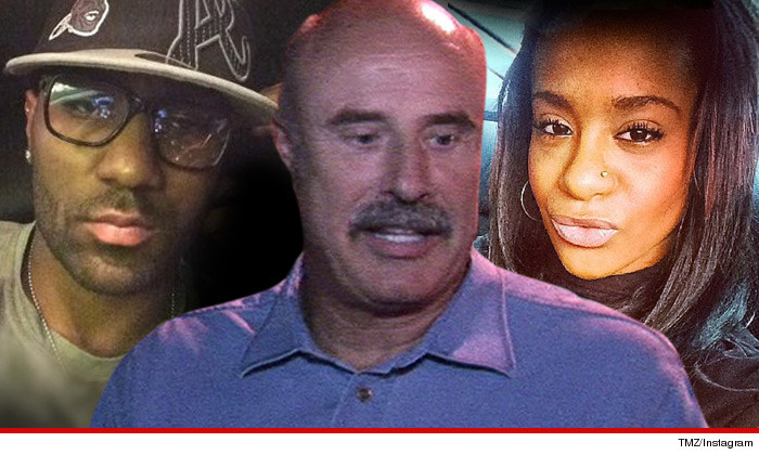 Nick Gordon sit down with Dr. Phil