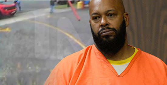 Surveillance Video Supports Suge Knight's Claim That He Was Attacked by 2 Men He is Accused of Running Over