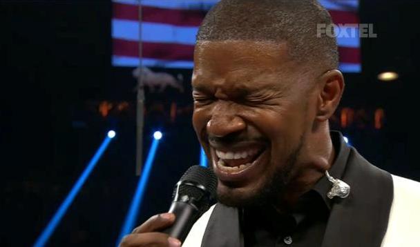 Jamie Foxx Explains National Anthem Fail