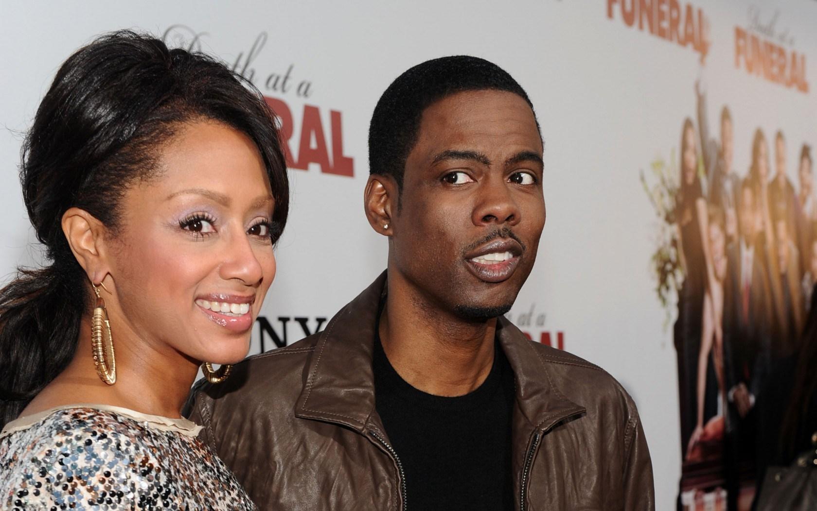 Chris Rock's Wife Seeking Massive Divorce Settlement