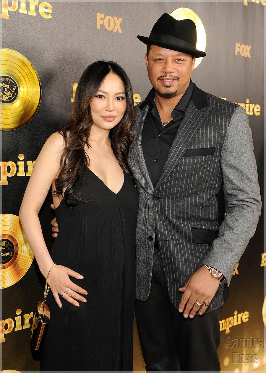 Terrence Howard and Wife Miranda Welcome Baby Boy