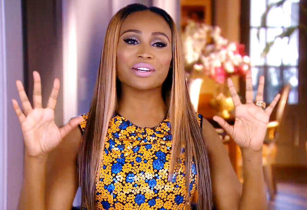 RHOA: Cynthia Bailey gives her thoughts on Nene Leakes Departure