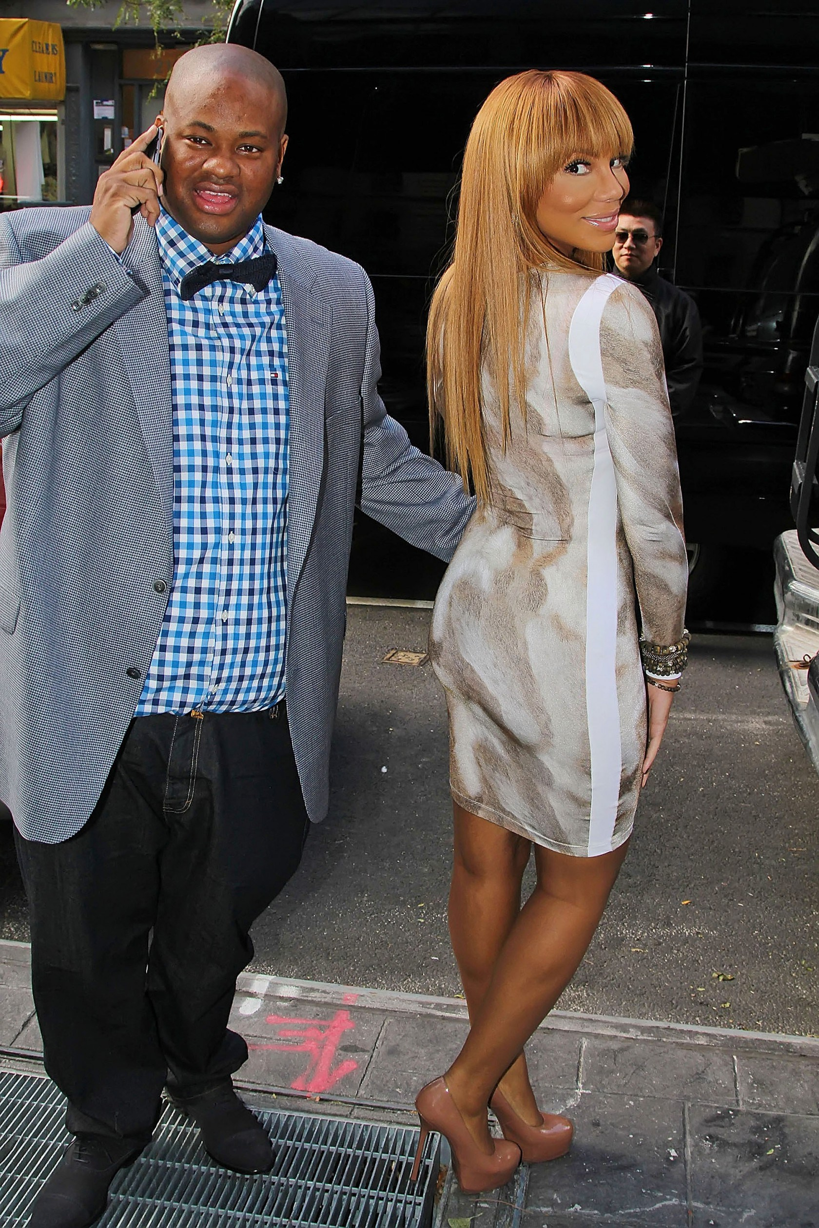 Tamar Braxton's Hubby Vincent Herbert Hit With $600K Tax Lien