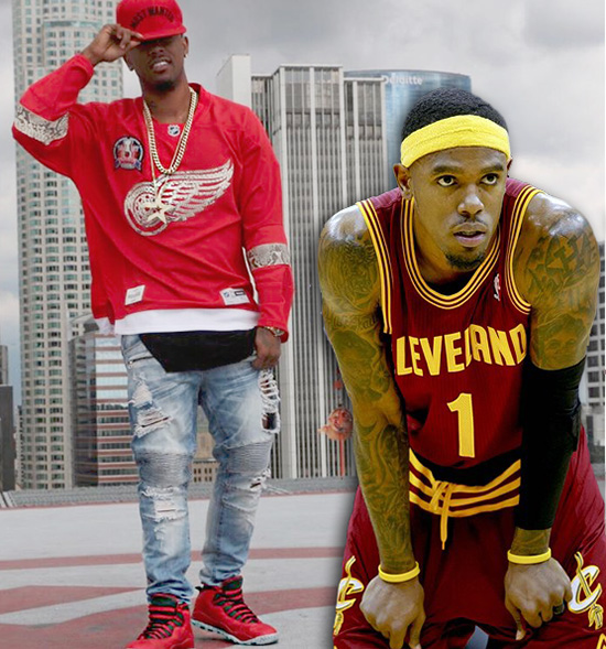 """Daniel """"Booby"""" Gibson Quits the NBA to Become Full-Time Rap Star"""