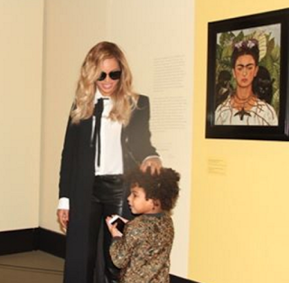 Is Blue Ivy a Genius?