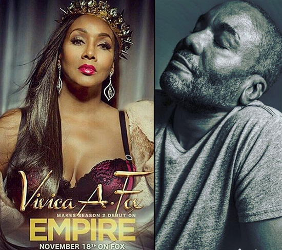 Lee Daniels Hopes Vivica A. Fox Can Save 'Empire'; Launches 'Empire' Clothing Line with No Promotion