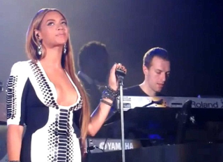 Jay Z Uneasy Over Beyonce's Relationship with Chris Martin?