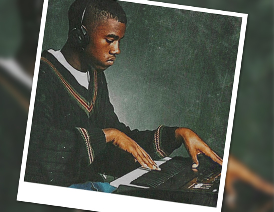 Kanye West – Real Friends + No More Parties in L.A.