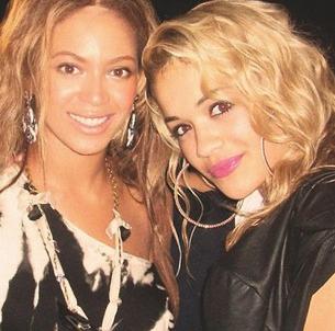 Rita Ora Trash Talking Beyonce?