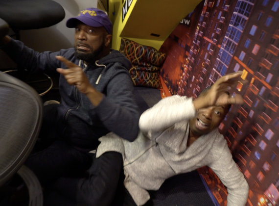 Gary With Da Tea's Voguing Goes Wrong [VIDEO]