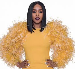 Dark & Lovely Chooses Remy Ma As Its New Ambassador