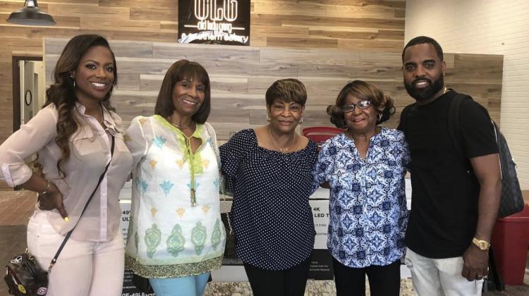 Kandi Burruss & Todd Tucker Opening More Old Lady Gang Restaurants