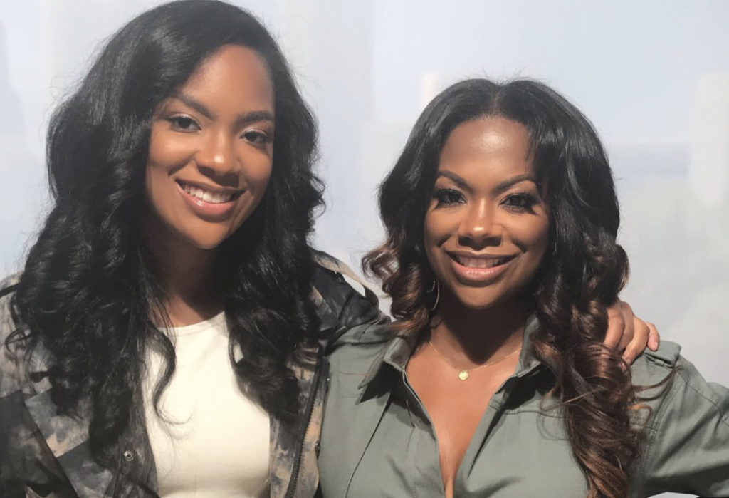 Kandi Burruss Treats Her Daughter Riley To A New Porsche & A Fabulous Sweet 16 Shoot [PHOTOS]