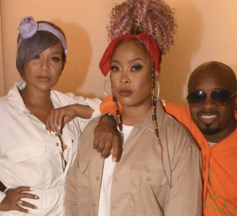 Da Brat's Off Probation Celebration [PHOTOS]