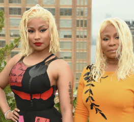 Gary's Tea: Was Nicki Minaj's Mom Wrong For Choosing To Be With Her Brother? [AUDIO]