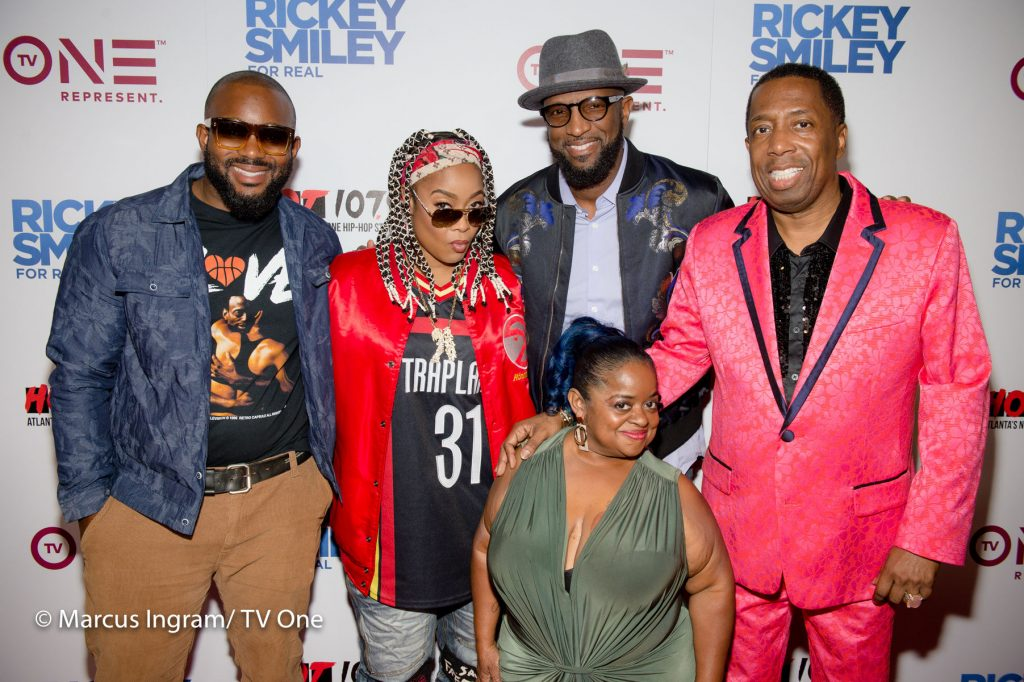 """Rickey Smiley For Real"" Season 5 Premiere Event [PHOTOS]"