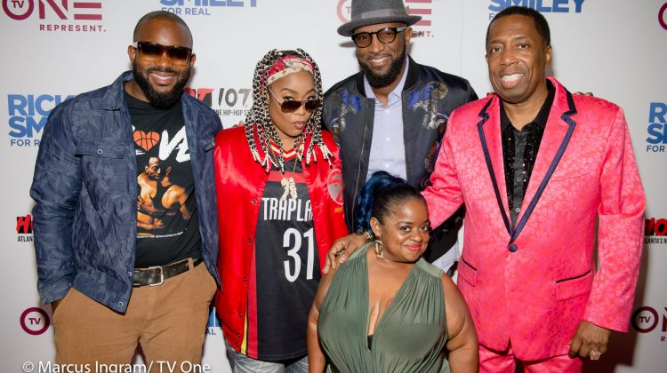 """""""Rickey Smiley For Real"""" Season 5 Premiere Event [PHOTOS]"""