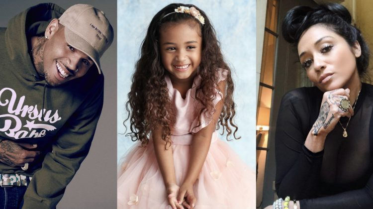 Gary's Tea: How Things Are Going Between Chris Brown & The Mother Of His Child [AUDIO]