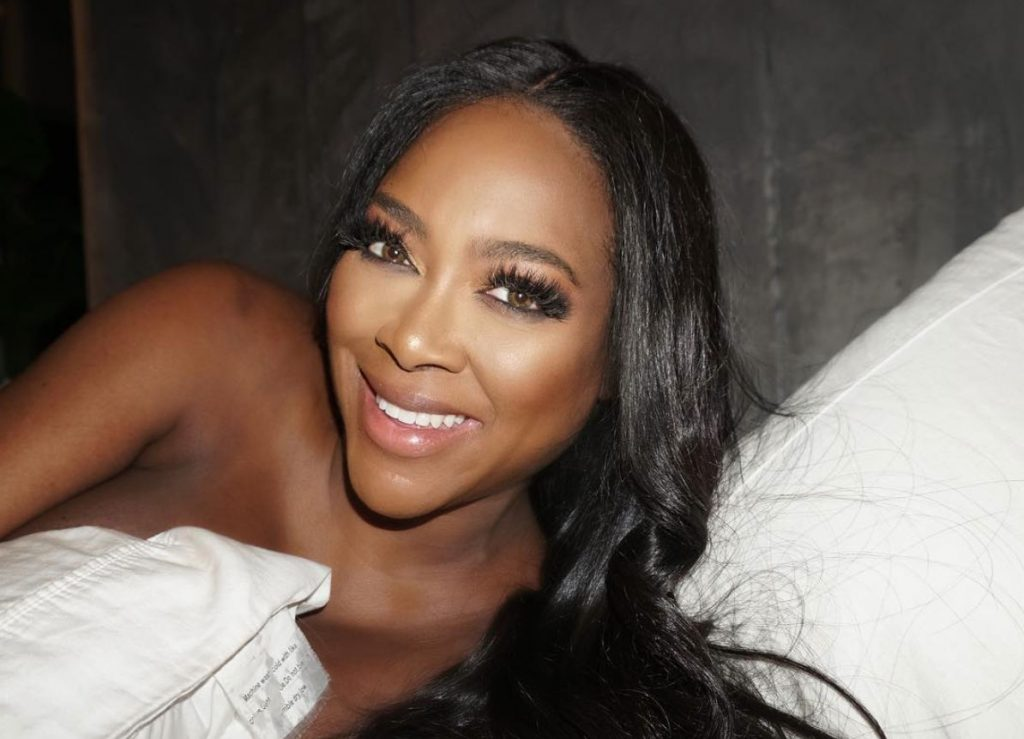 Kenya Moore Delivers Baby After Complications
